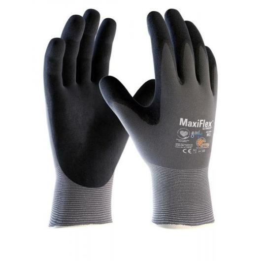 34-924 ATG Maxiflex Comfort mártott kesztyű