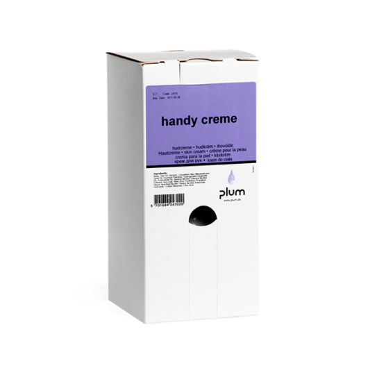 PLUM 2470 HANDY CREME 700 ML BAG-IN-BOX