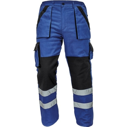 MAX REFLEX WINTER téli bélelt nadrág kék/fekete- kifutó
