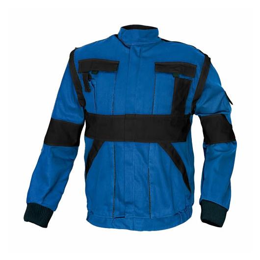 MAX kabát 2/1 kék/fekete