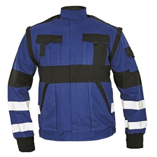 Max Reflex kabát 2/1 kék/fekete