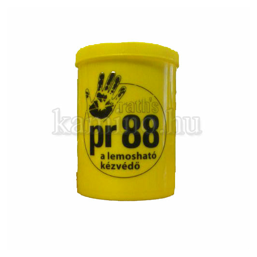 PR 88 bőrvédő krém , folyékony kesztyű