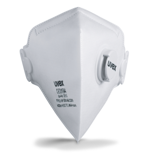 UVEX 3310 SILV-AIR C FFP3NR PANELES SZELEPES PORMASZK
