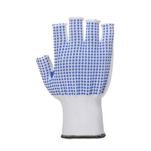 A114 Fingerless Polka Dot Glove
