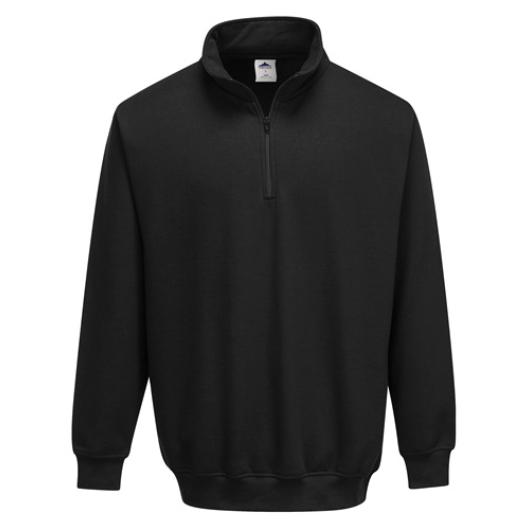 B309 Sorrento zippzáras pulóver