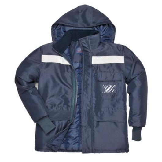 CS10 Hűtőházi kabát