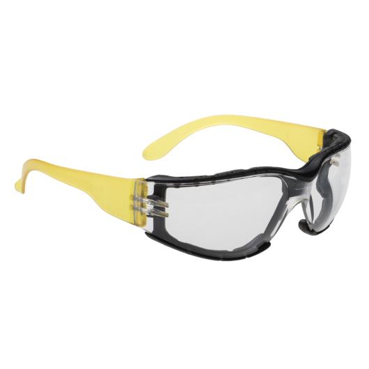 PS32CLR Wrap Around Plus védőszemüveg