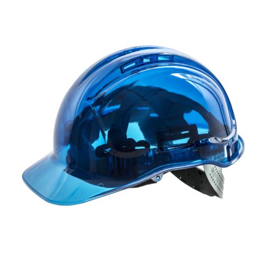 PV50 Peak View átlátszó védősisak szellőző