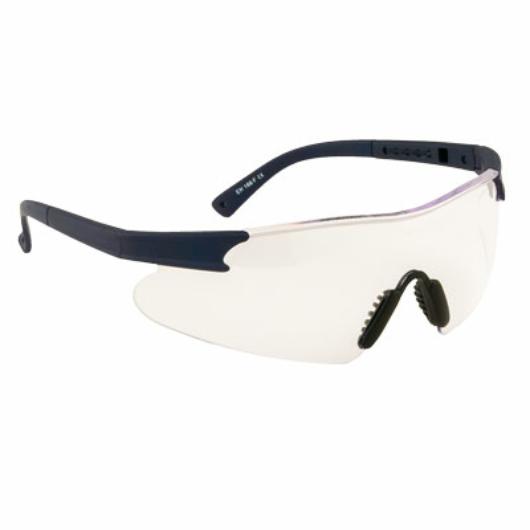 PW17CLR Curvo védőszemüveg