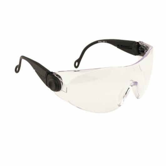 PW31CLR Kontúros biztonsági szemüveg