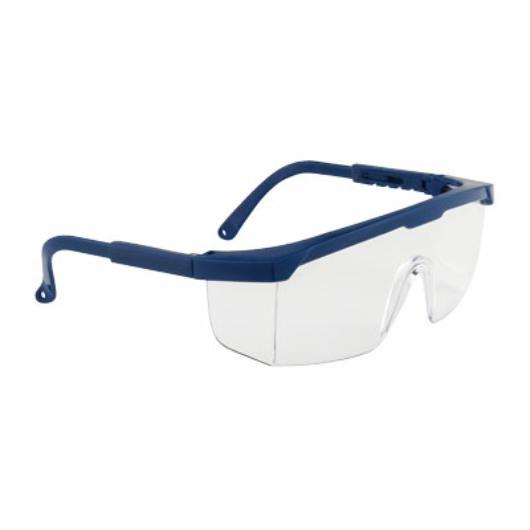 PW33BLU Klasszikus védőszemüveg