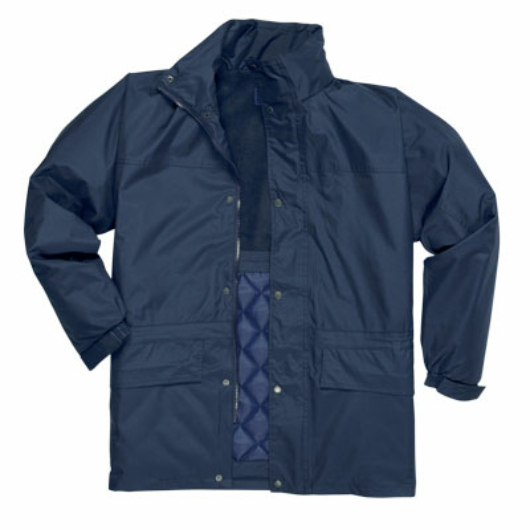 S523 Oban bélelt kabát