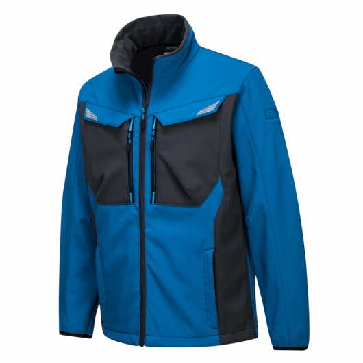 T750 WX3 Softshell dzseki