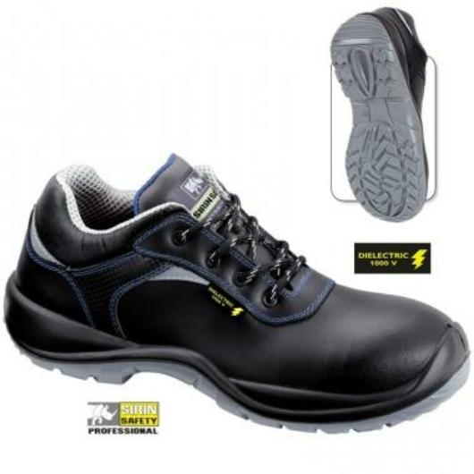 Sirin Safety Gauss SB E WRU P FO SRC villanyszerelő cipő 1000 V