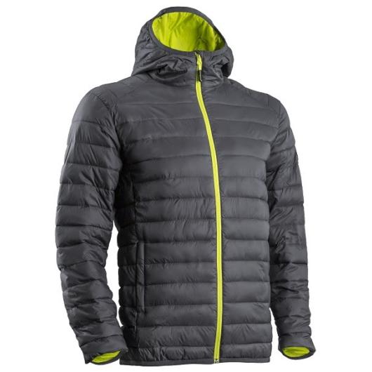 KUMA dzseki sárga zippzárral és belsővel