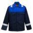 Kép 1/3 - FR55 Bizflame Plus antisztatikus lángálló kabát