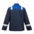 Kép 3/3 - FR55 Bizflame Plus antisztatikus lángálló kabát