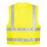 Kép 2/4 - FR75 - Jólláthatósági lángálló mellény EN14116