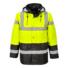 Kép 2/6 - S466Y/B-Y/G-Y/GR-Y/RB Kontraszt Traffic kabát VEGYES SZÍNBEN
