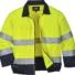 Kép 1/2 - TX70 Madrid Hi-Vis kabát